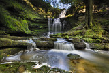 Fototapety waterfall in yorkshire dales