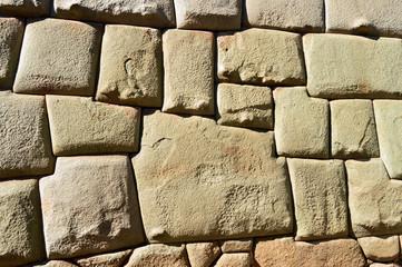 La Piedra de doce ángulos ,calle Hatun Rumiyoc. Cusco