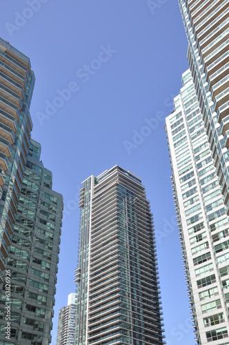 High rise residences