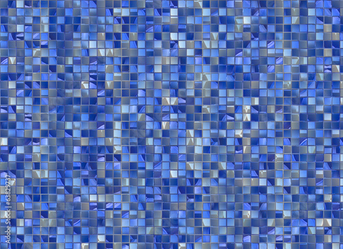 many small colour square mosaic. pattern texture. abstract image