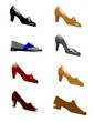 vintage shoes collection
