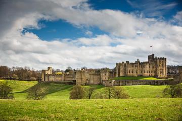 Alnwick Castle, Northumberland - England