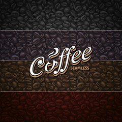 Coffee Seamless Patterns
