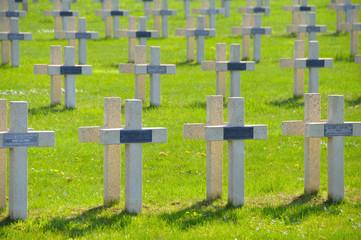 Cimetière militaire de Faubourg-Pavé