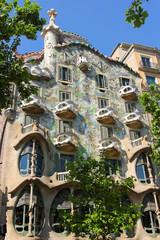 Facade of Casa Batllo