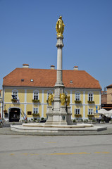 Fontana Bogorodica i Cetiri Andela, Zagabria 3