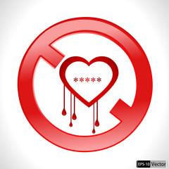 heart bleed openssl bug virus bleeding heart restricted