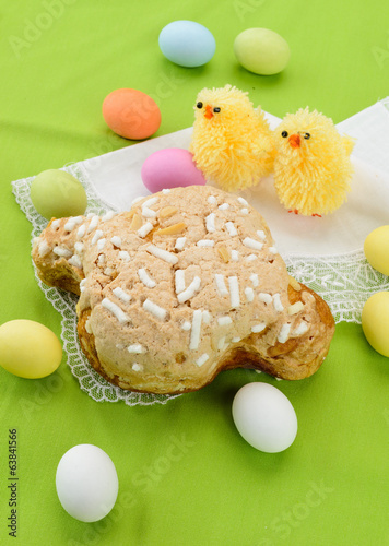 Mini colomba di Pasqua
