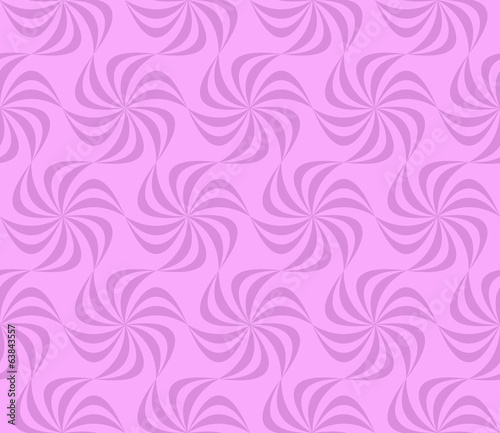 Pink seamless abstract curved wallpaper