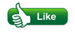 """LIKE"" Web Button (thumbs up vote share recommend comment ok)"