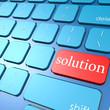 Solution keyboard