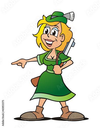 Hunting Girl - 63853375