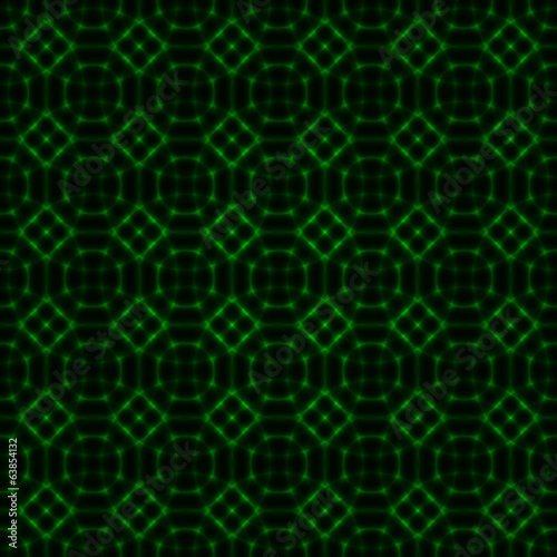 Seamless abstract futuristic background