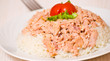 rice with tuna