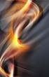Awesome bright fire waves for your design
