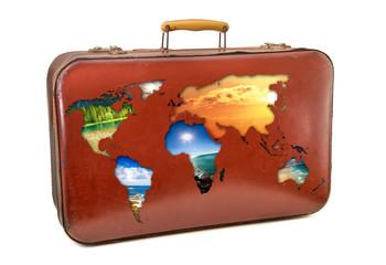 avventura intorno al mondo
