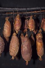 ham in chimney