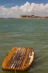Baia da Traiçao, villaggio di pescatori, Paraiba,Brasile