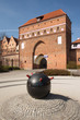 Gateway Holy Spirit -monument in Torun, Poland