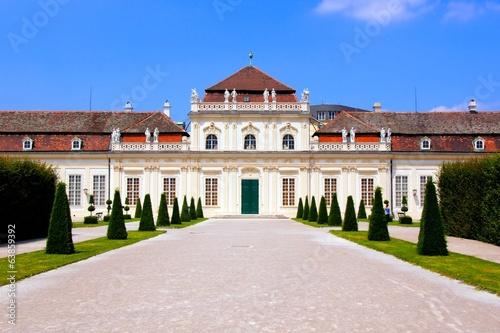 Lower Belvedere Palace, Vienna, Austria