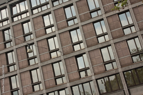 Urban Texture with windows