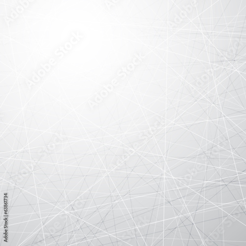 Grey technology background.