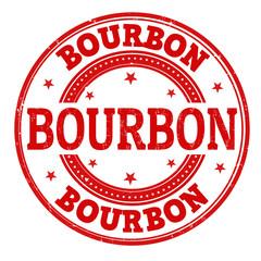 Bourbon stamp