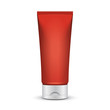 Tube Of Cream Or Gel Red Clean