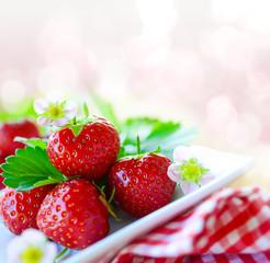 Erdbeersaison