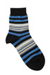 striped sock