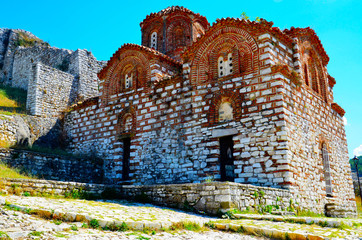 St. Mary of Blachernae Church, Berat