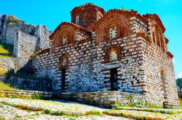 St. Mary of Blachernae Church, Berat