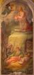 Bologna - Fresco of Prayer of Jesus in Gethsemane garden