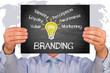 Branding - Marketing Concept