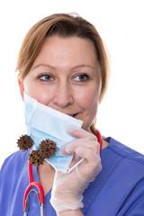 Konzept Hygiene in der Medizin