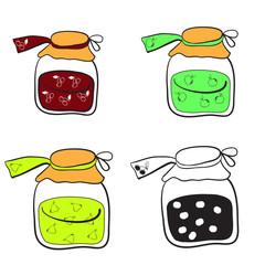 jars of jam
