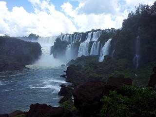 Cascate Iguazu lato argentino