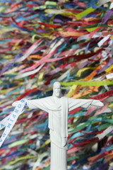 Christ the Redeemer Souvenir Brazilian Wish Ribbons