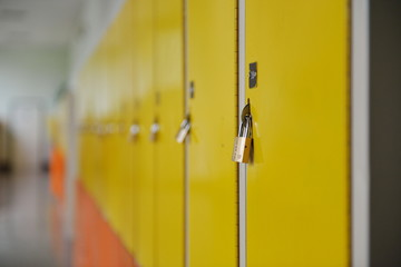 student lockers