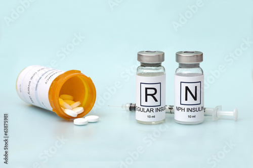 Insulin And Pills