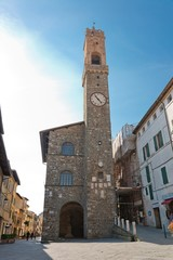 Palazzo dei Priori- Montalcino