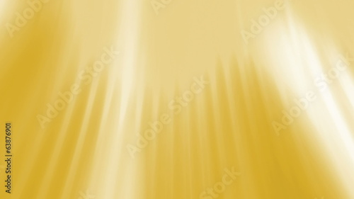 Flowing Yellow Beams of Light Looping Animated Background