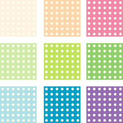 Vector Colorful background Collection