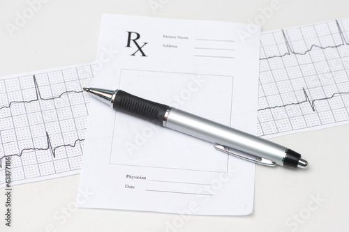 Electrocardiograph Prescription