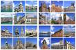 Europäische Großstädte:ZÜRICH+AMSTERDAM+ANTWERPEN+HAMBURG