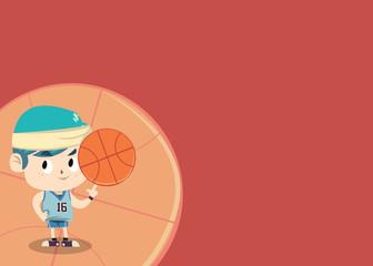 Sport Card - Akito Basketball Player
