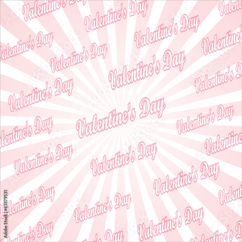 popular abstract pink and white rays background television vinta