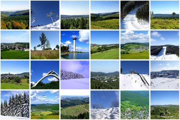 SAUERLAND (Winterberg+Altastenberg+Schmallenberg+Willingen)