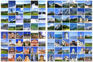 Deutsch.Feriengebiete:SAUERLAND+ BERCHT.LAND+SCHWARZW.+BODENSEE+