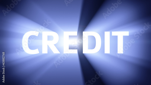 Illuminated CREDIT
